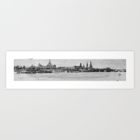 elbufer in dresden prints
