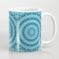 light-blue-kaleidoscope-mandala-mugs