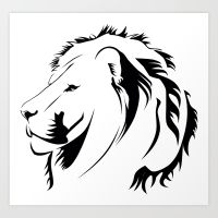 lionhead tribiales prints
